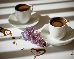 Флеш гадание на кофе.