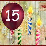 Характеристика людей родившихся 15 числа