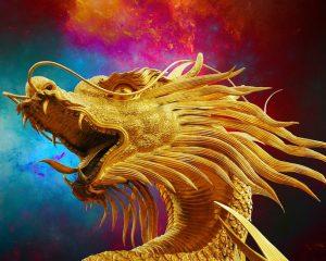 Дракон Фэн-Шуй