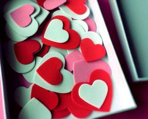 "Пасьянс онлайн ""Любовь, любовь, любовь"""