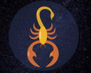 Скорпион и Удача