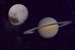 Сатурн и Плутон 2019-2020