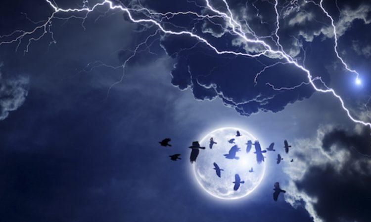 Луна в Скорпионе 18 мая 2019 года