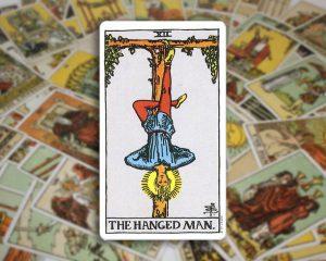 The Hanged Man - Повешенный
