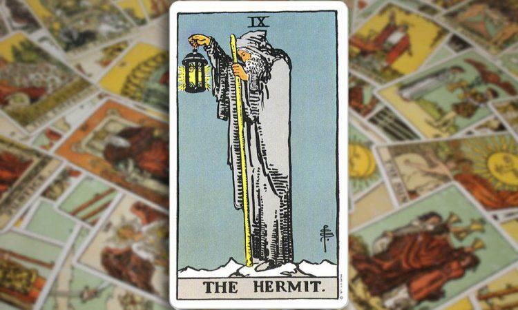 The Hermit - Отшельник