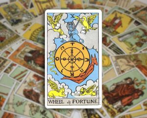 Wheel of Fortune - Колесо Фортуны